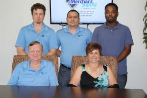 Total Merchant Supply Team